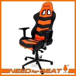 gaming chair vs office chair thunderbolt orange