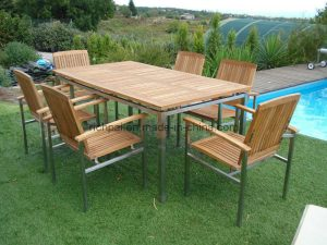 garden tables and chair outdoor garden furniture teak table and chair rct rtt