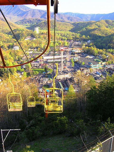 gatlinburg chair lift cd z