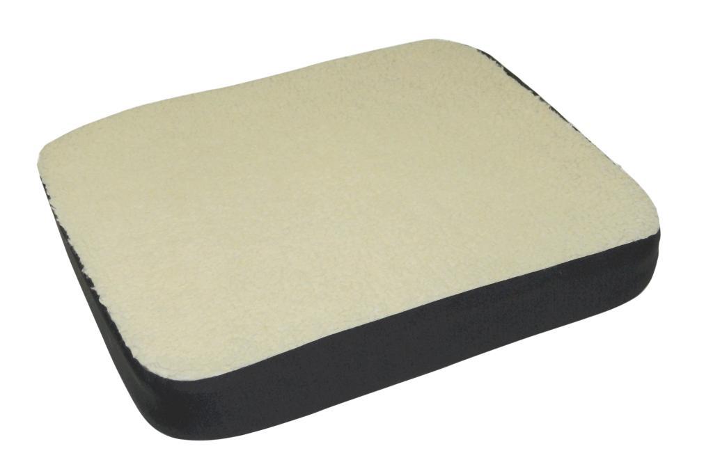 gel chair cushion gel wheelchair cushion with reversible cover fok