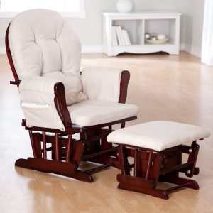 gliding chair for nursery master:scm
