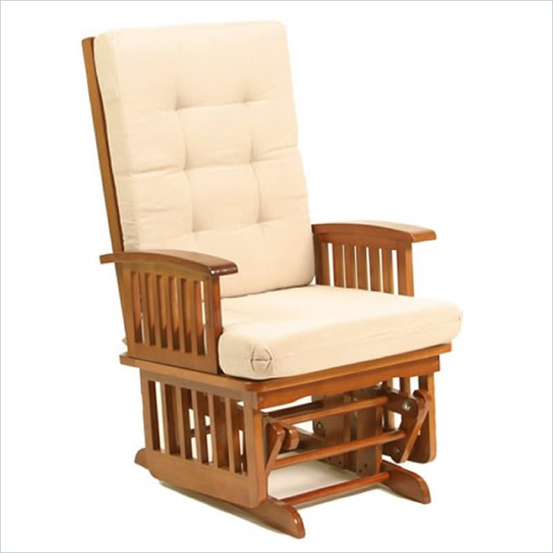 gliding rocking chair