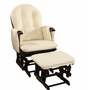 gliding rocking chair pu