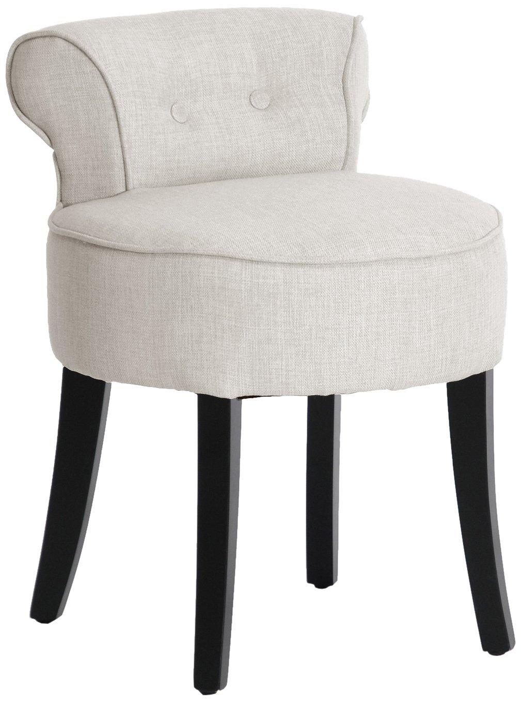 gold vanity chair