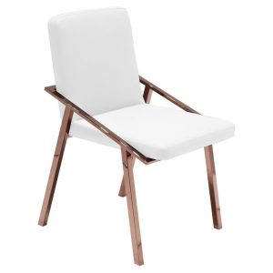 gold vanity chair product