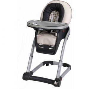 graco high chair in x