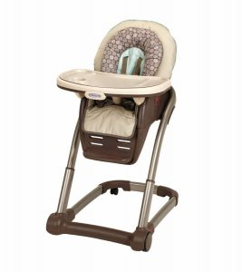 graco high chair in graco blossom in high chair capri