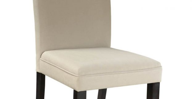 gray parsons chair standard furniture gateway grey parsons chair in dark chicory brown