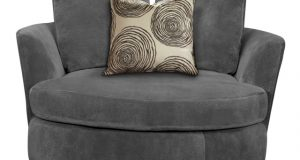 grey oversized chair grey velvet lounge chair with pillow and back cushions in large size