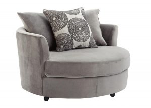 grey swivel chair zoey swivel chair gray