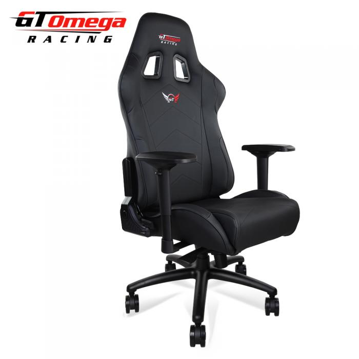 gt omega chair gt omega pro xl office chair black next black leather xpx x