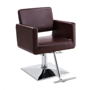 hair salon chair draper brown salon chair