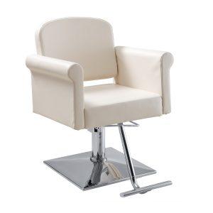 hair salon chair rutherford white salon chair