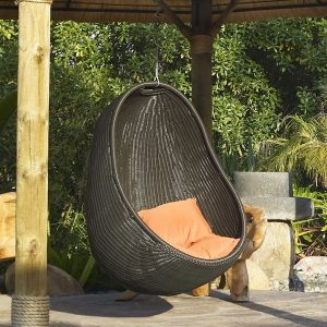hanging basket chair outdoor chairs
