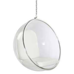 hanging bubble chair fmi