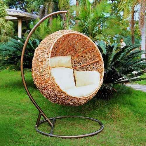 hanging chair outdoors awesome outdoor hanging chairs