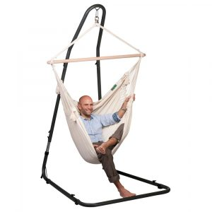 hanging chair stand med hangchair stand anthrocite px
