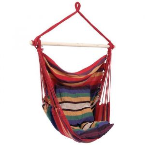 hanging hammock chair hangingchairred