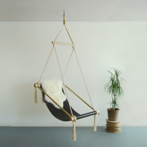 hanging inside chair ovis hanging chair
