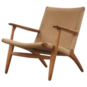hans wegner chair l