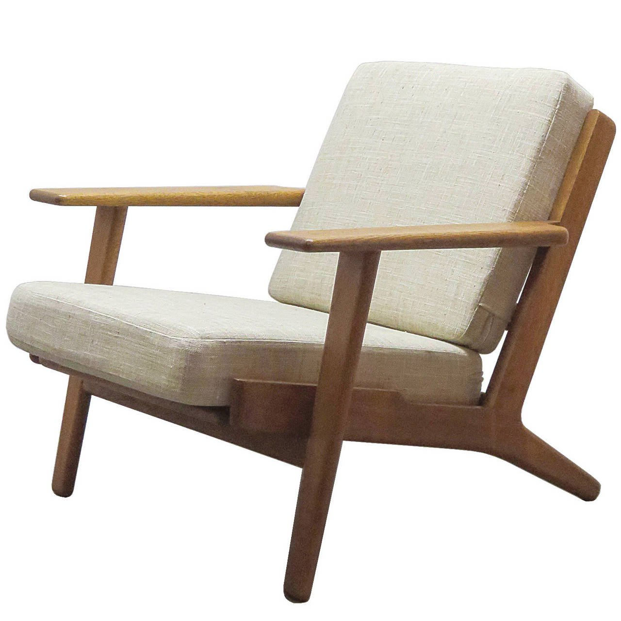 hans wegner chair