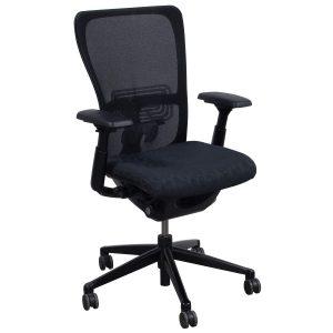 haworth zody chair haworth zody black dot seat
