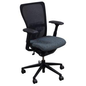 haworth zody chair haworth zody gray cirlcle