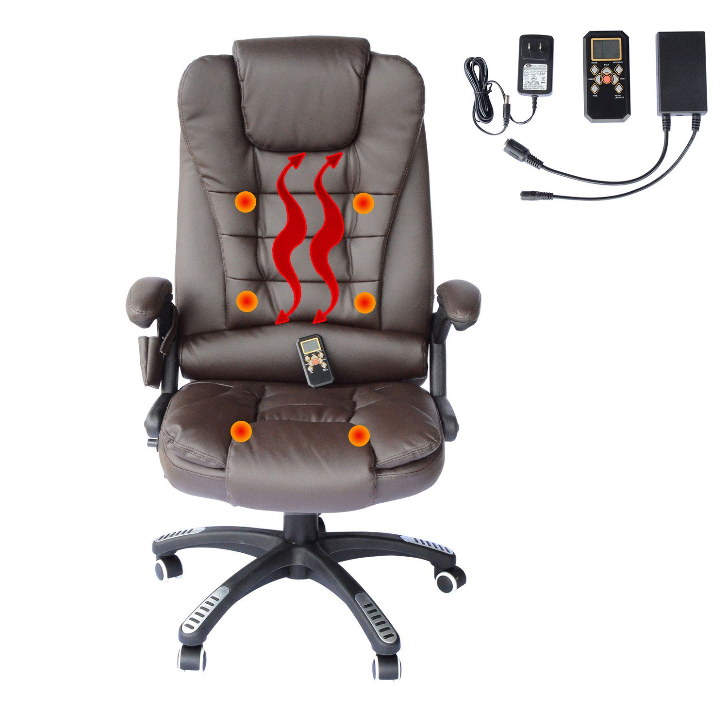 heated office chair a