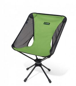 helinox swivel chair meadowgreen l