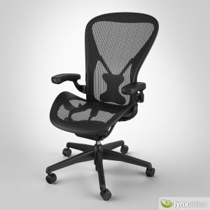 herman miller aeron chair aeron chair by herman miller d model fbx obj max ccc a c a eadab