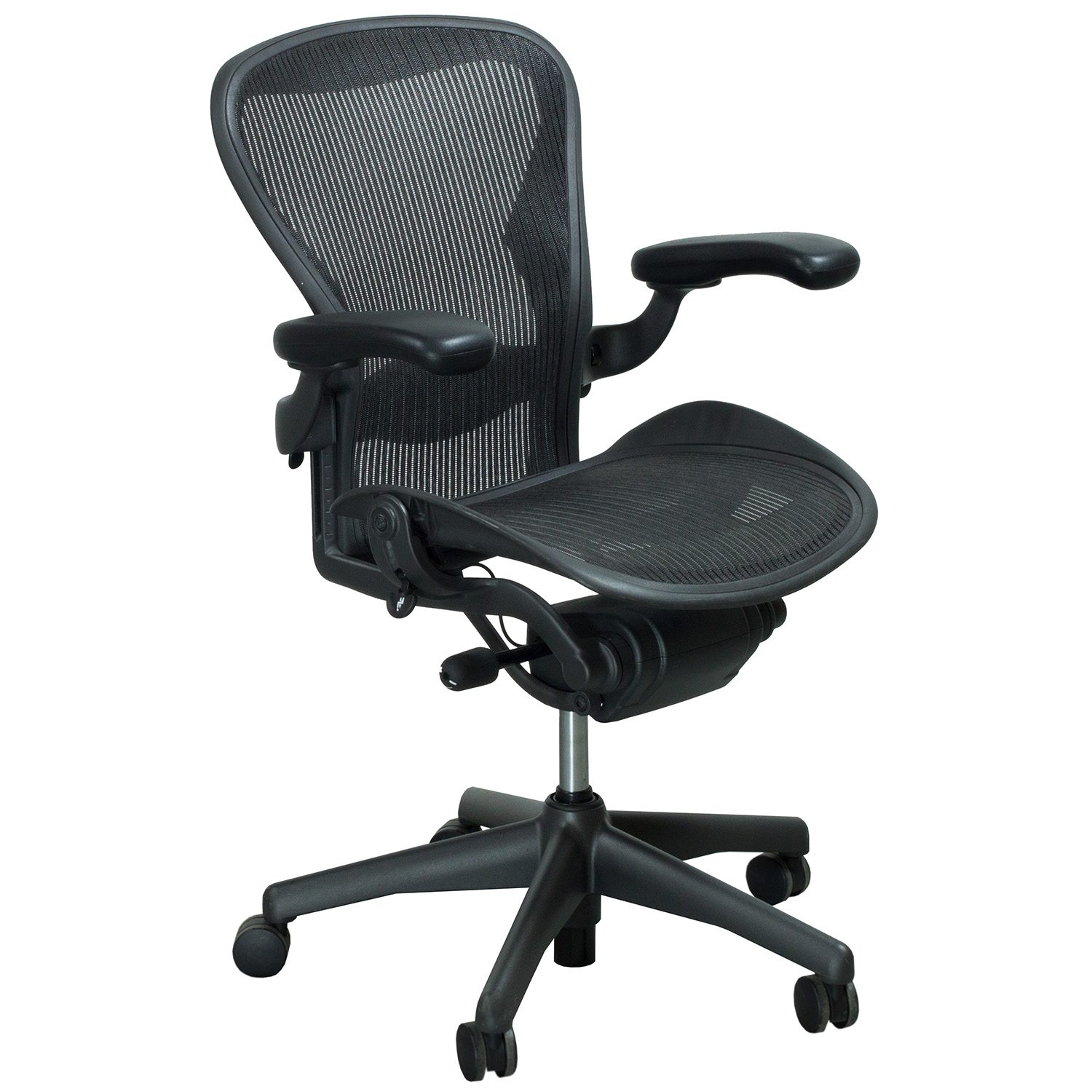 herman miller aeron chair herman miller aeron b carbon