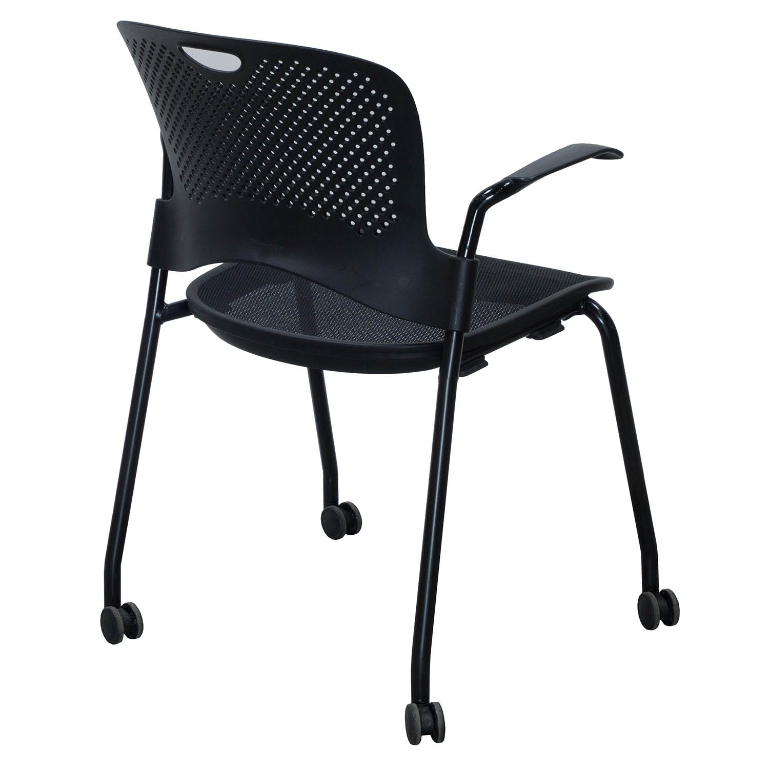 herman miller caper chair herman miller caper mobile chair black