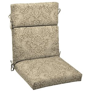hi back chair cushion ca