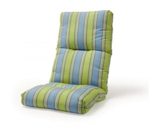 hi back chair cushion tufted high back patio chair cushion high back patio chair cushions