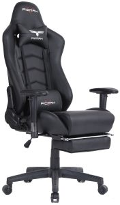 high back gaming chair ficmax fx ergonomic high back pc gaming chair