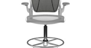 high back mesh office chair humanscale diffrient world drafting chair