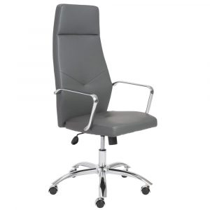 high back office chair jagger high back office chair gray chrome