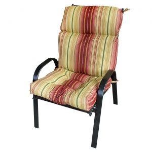 highback chair cushion oc kinnibari clip