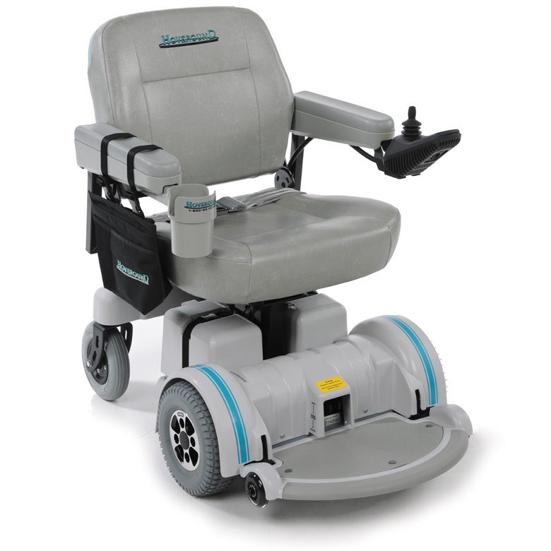 hover round power chair