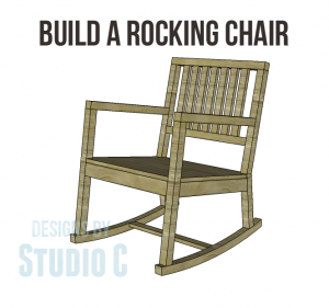 how to make a rocking chair rocking chair copy