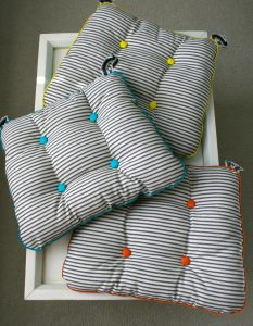 how to make chair cushions img