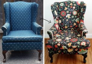 how to reupholster a wingback chair how to reupholster a wing back chair kopie
