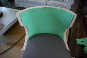 how to reupholster chair chair reupholster how to