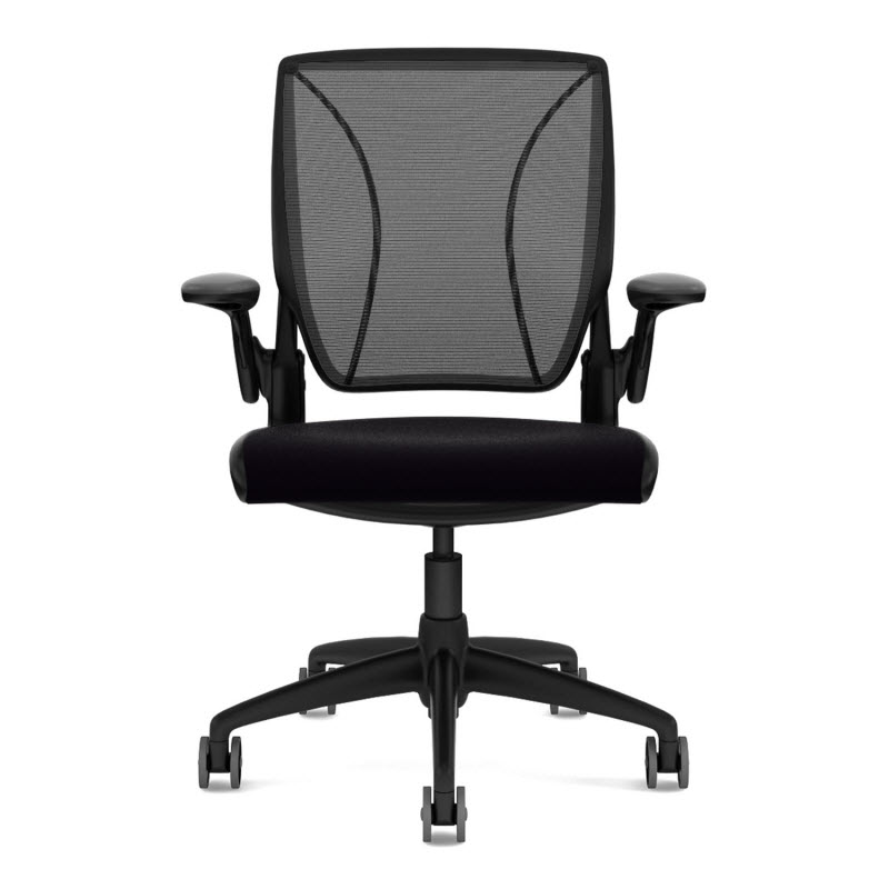 human scale chair