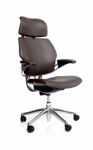 human scale freedom chair humanscale freedom headrest dark brown