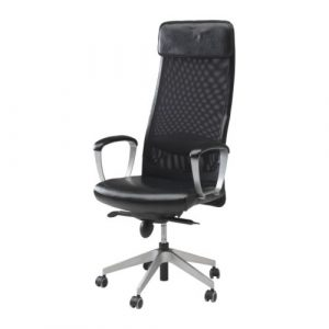 ikea markus chair markus swivel chair pe s
