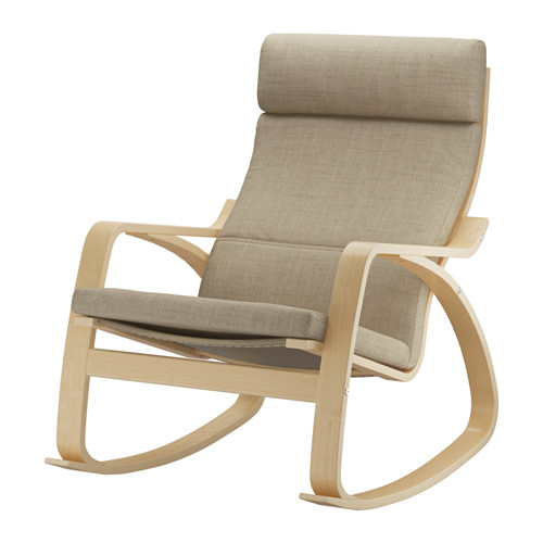 ikea rocking chair poang rocking chair beige pe s