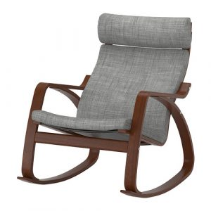 ikea rocking chair poang rocking chair gray pe s