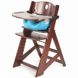keekaroo high chair keekaroo height right high chair tray infant insert mahogany aqua