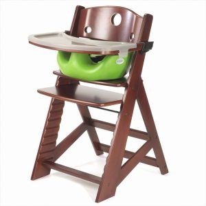 keekaroo high chair keekaroo height right high chair tray infant insert mahogany lime